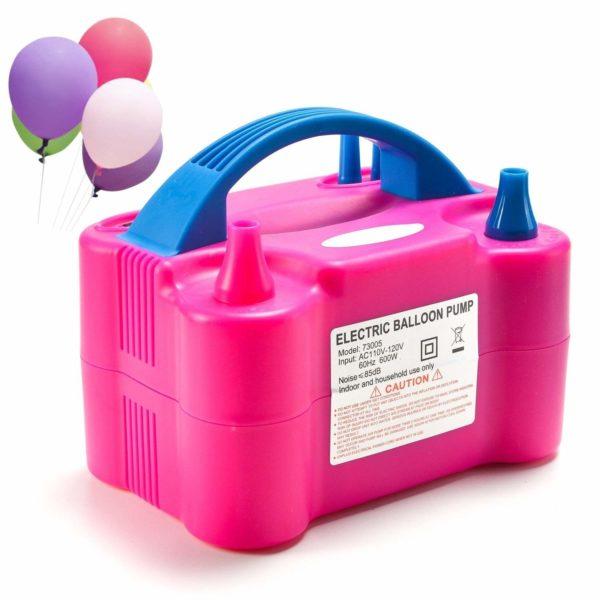 Elektrische ballonnenpomp