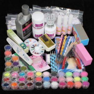 Acrylnagels Starterspakket