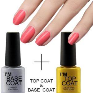 Top coat & base coat