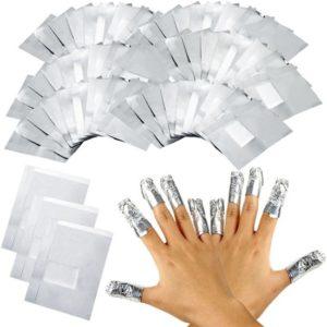 Gellak remover wraps