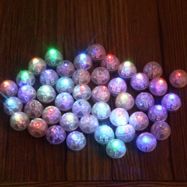 Ballon LED lampjes