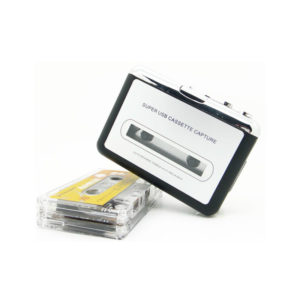 cassettebandjes digitaliseren