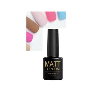 Matte topcoat