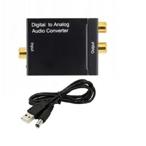 Digitaal Audio Converter