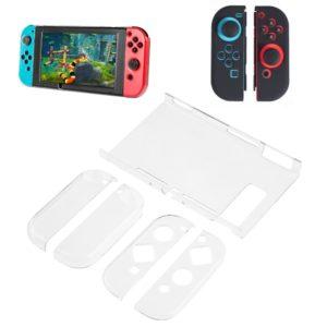 Nintendo Switch beschermhoes transparant