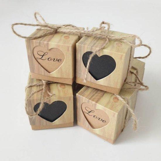 Geef meer body aan je cadeau met geschenkdoosjes!