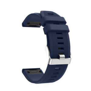 Horlogebandje voor de Garmin fenix Blauw
