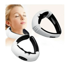 Massage apparaat voor nek en rug - infrarood