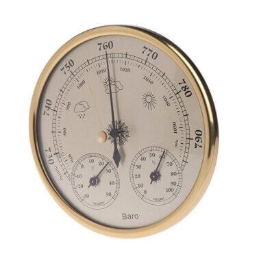 Barometer - weerstation voor binnen en buiten