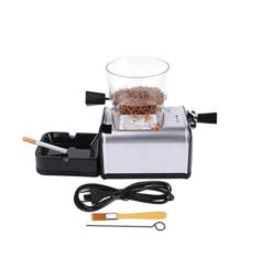 Electrische sigarettenmaker zilver